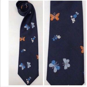 Vintage Butterfly 🦋 Tie